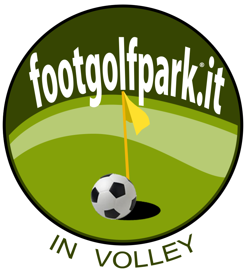 logo footgolfpark in volley